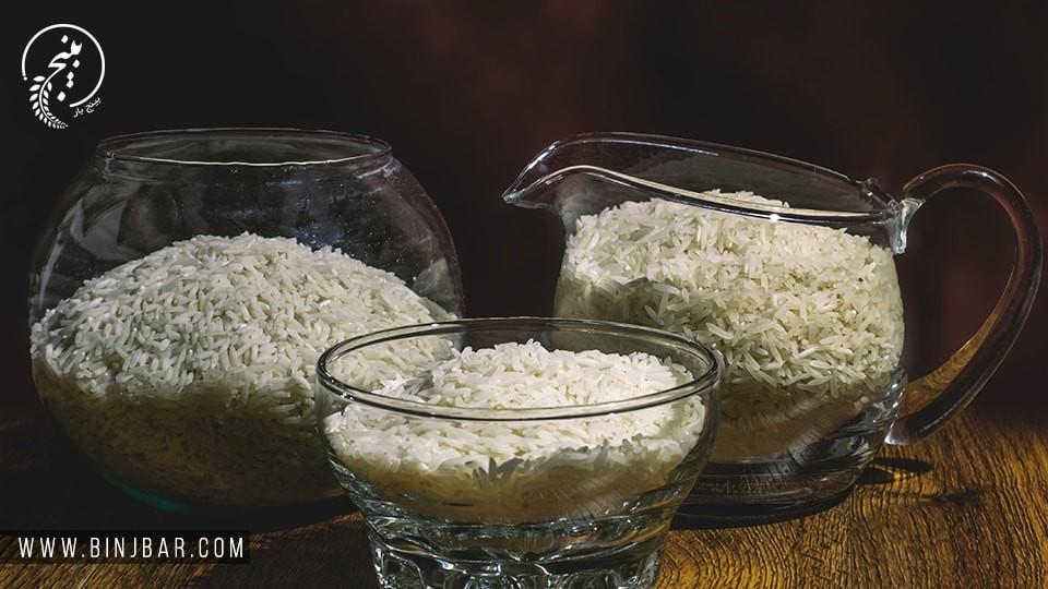 ترفند های تشخیص برنج های ایرانی