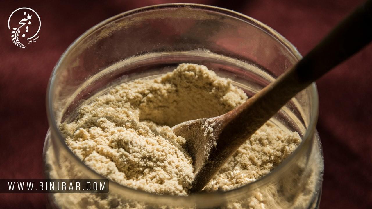 چگونه با سبوس برنج پوستی زیبا و شفاف داشته باشیم؟